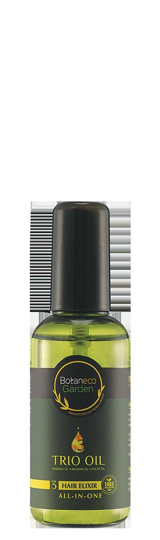 Kết quả hình ảnh cho Dưỡng Tóc Botaneco Garden Organic Chia Seed and Honey Hair Oil 95ml